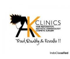 AK Clinics - Skin and Hair Clinic Hyderabad