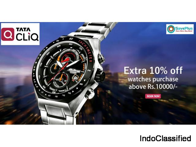 Tatacliq Coupons, Deals & Offers: Extra Rs.250 Off Cameras