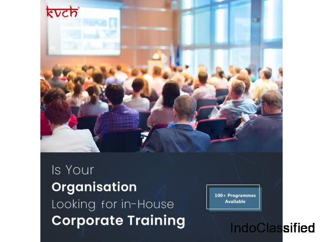 Corporate training in Noida | Training offered by KVCH