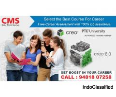 Authorized Creo Training with 100% Job Assistance in Bangalore