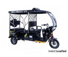 Electric rickshaw Manufactures