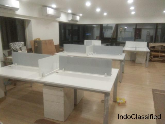 Get Modular office furniture and Workstations, Cupboards, Filing cabinets.