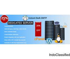 Dedicated SMTP Server for Bulk Mailing Dedicated Email Server...