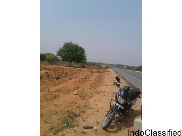 farm plots for sale at aler bi-pass ( yadhadri)