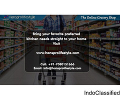 Online Grocery Shopping Store Allahabad