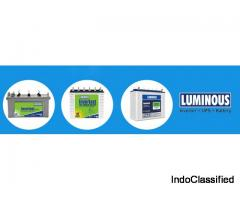 Luminous | Buy Inverter Batteries Luminous at MeraBattery.com