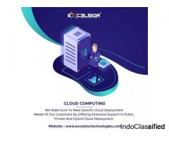 Cloud Computing services provider