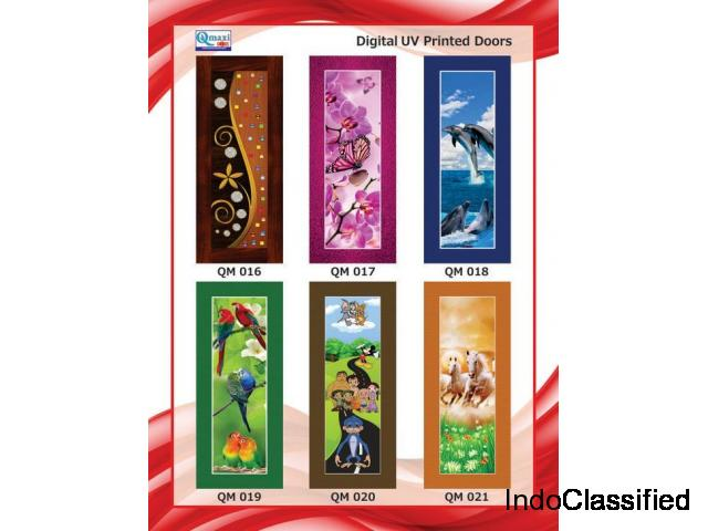 Digital UV Printed Wooden Doors Manufacturer And Distributor