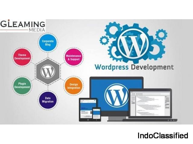 Top Wordpress Development Company, WordPress Agency in India – Gleaming Media
