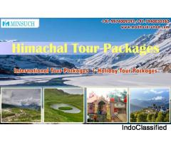 Most Affordable Himachal Tour Packages by Minsuch Holidays