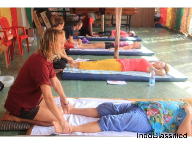 Best Thai Massage Course in India | Aithein Healing