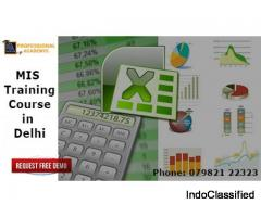 MIS and Data Analyst Training Institute in Delhi
