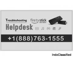 Fire Stick Troubleshooting ||+1(888)763-1555 Amazon Help
