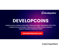 Developcoins - Cryptocurrency Development Company