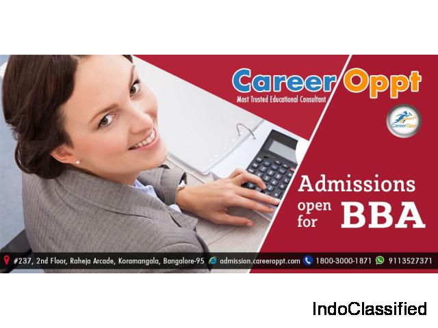 BBA Admission in Bangalore Colleges
