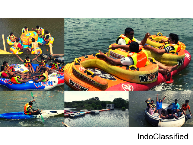 Monsoon Island Watersports In Goa