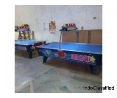 HIRE AIR HOCKEY TABLE AT JAW DROPPING PRICES AT BIRTHDAY PLANNER CALL @ 9999990921