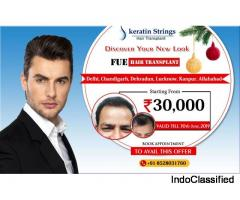 Affordable Hair Transplant in Agra - Starting at Rs. 30,000