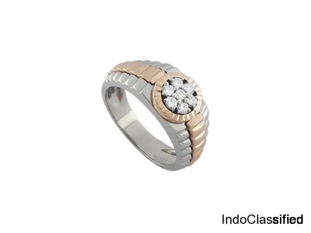 Buy Platinum Engagement Rings in Mumbai, India