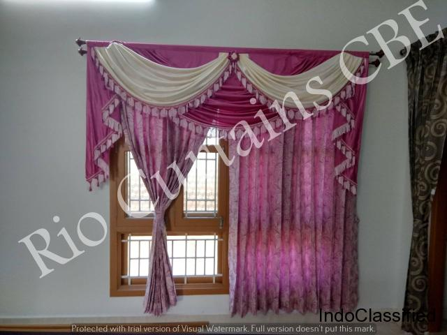 Mosquito nets and Curtains in Vadavalli, Edayarpalayam, and RS puram