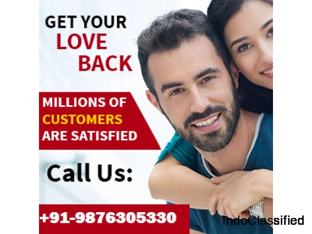 Get back lost love by vashikaran power +91-9876305330