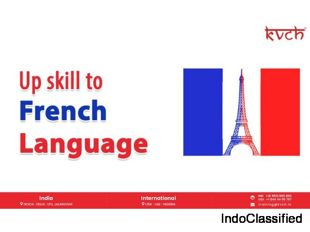 French Course for Beginners - Learn French Language in Noida @ KVCH