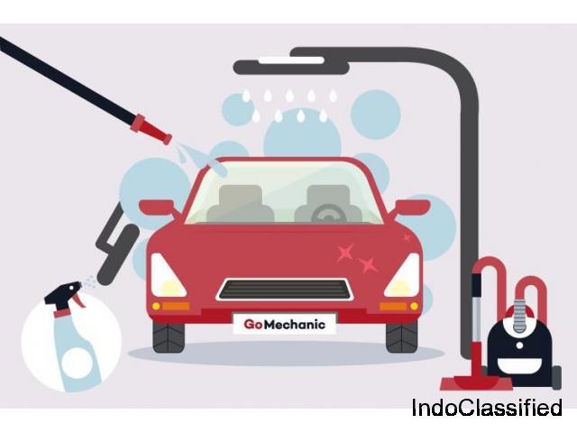 Car pressure wash at just ₹399.