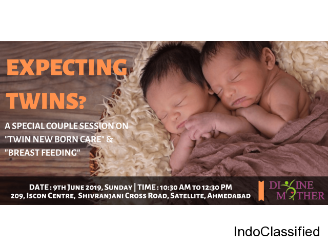 A Detailed Session on Twin Newborn Care for Twin Expecting Couple