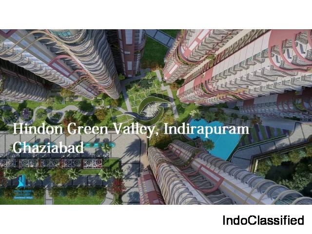 Book 2/3 Flats in Hindon Green Valley Indirapuram Ghaziabad
