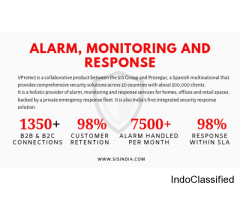Alarm Monitoring | Home Security System | Wireless Security Service