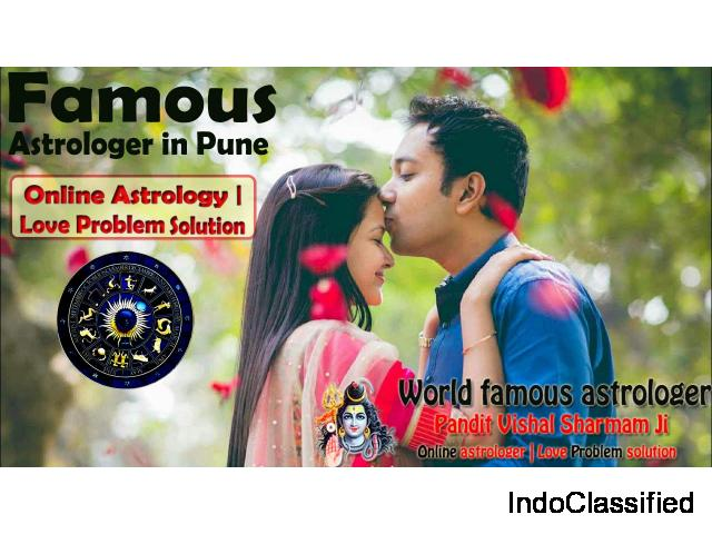Well known Famous Astrologer in Pune Vishal Sharma ji