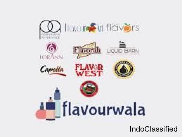 Flavaourwala brings a wide range of vape flavour concentrates