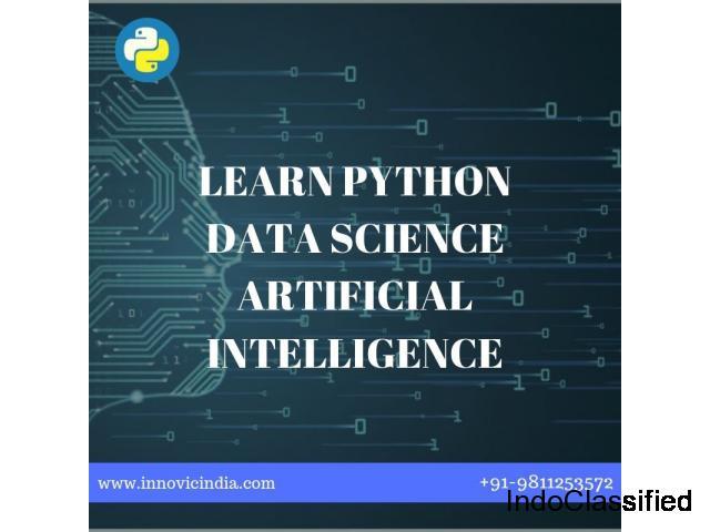 Best Python Training Institute in Delhi NCR