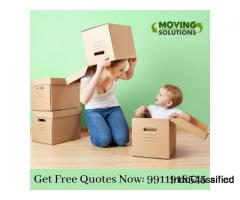 Hire Leading Movers and Packers in Gurgaon and Save Upto 15% with Movingsolutions.in.