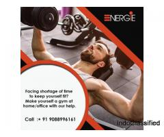 Gym Equipments in Kolkata