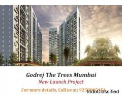Godrej The Trees - Develop units of residences and ranging from 1BHK-4BHK.