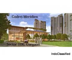 Godrej Meridien - Experience Luxury Living in Gurgaon Sector 106