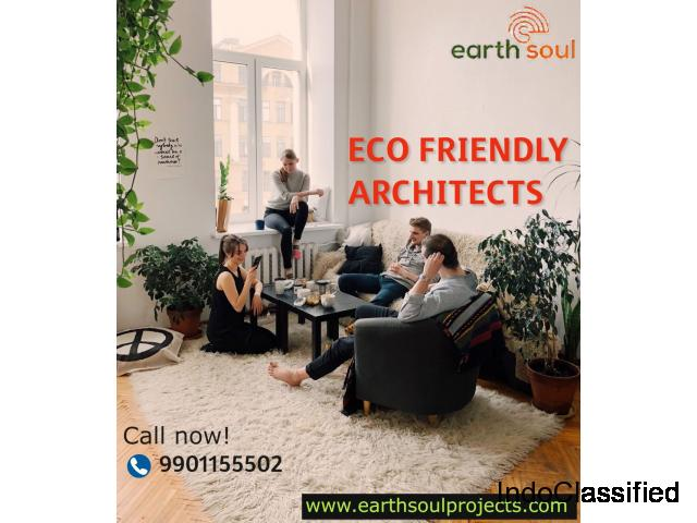 Eco Friendly Architecture in Bangalore   Green Builders   EarthSoul