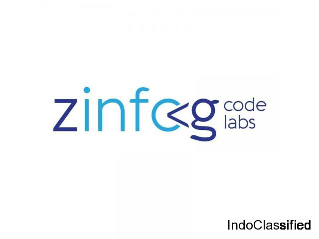 ZINFOG Codelabs   Web design and development India,Odoo ERP System and Email Hosting