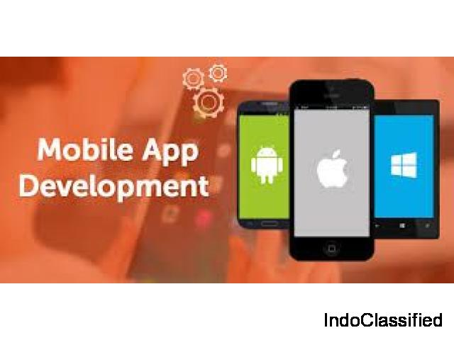 Mobile Application Development Company In Noida