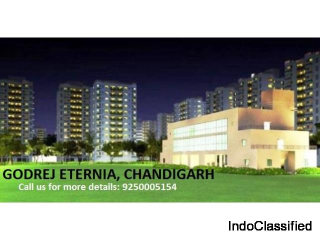 Buy Godrej Eternia commercial properties in Chandigarh | Call us @ 9250005154