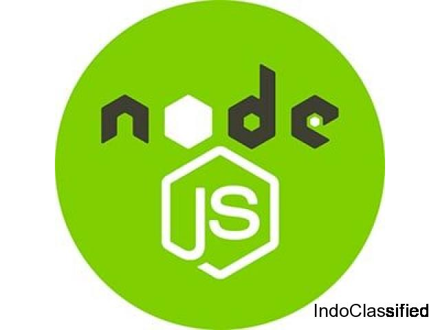 Technoglobe provide Node Js internship in Jaipur, Rajasthan
