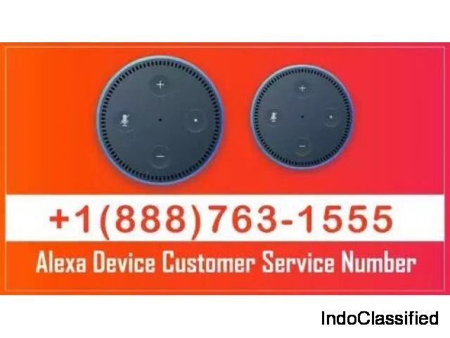 Echo Alexa Customer Service ||+1(888)763-1555 Number