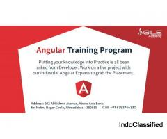 Angularjs Training Courses In Ahmedabad - Certified Angular Training
