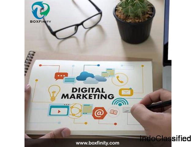 Best Digital Marketing Agency in Hyderabad,India | BOXFinity