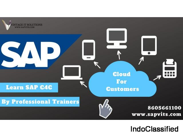 SAP C4C Training in Bangalore | SAP C4C Online Training