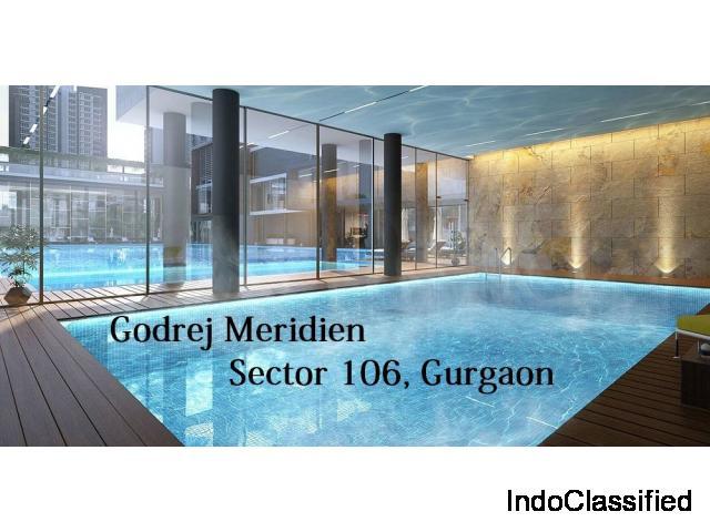 Godrej Meridien Gurgaon offering luxury residences in Sector 106