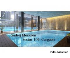 Godrej Meridien Gurgaon offering luxury residences in Sector 106