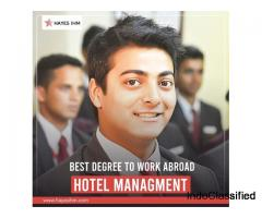 Admissions Open at Hayes Institute of Hotel Management