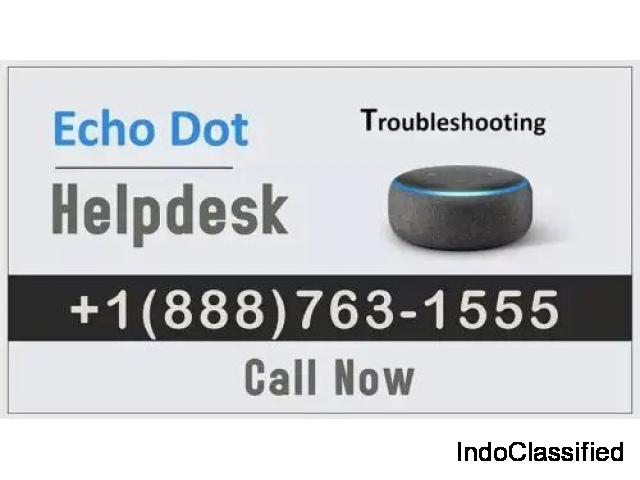 Echo Dot Customer Service ||+1(888)763-1555 Number Help